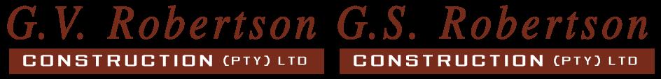GS Robertson Logo